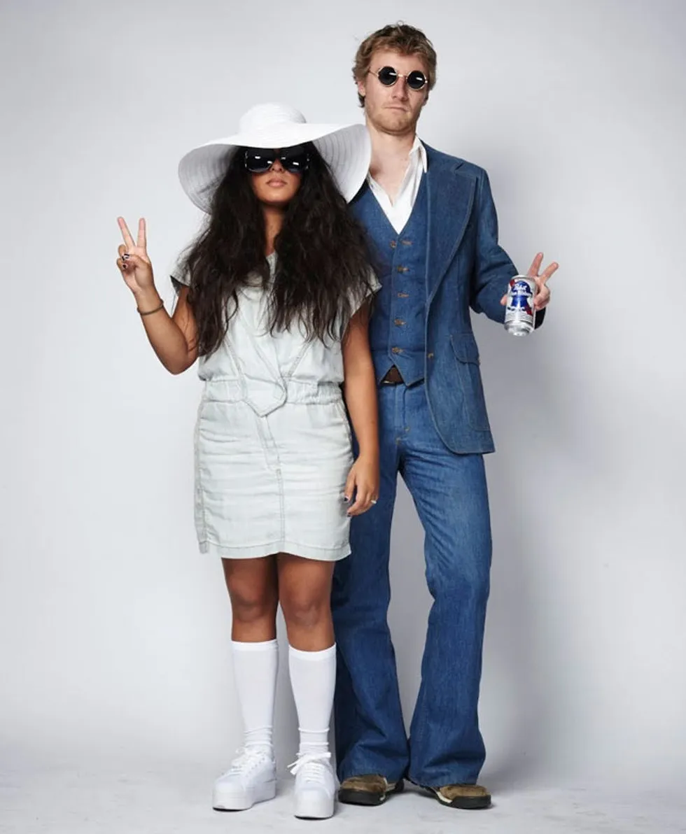 25 Genius DIY Couples Costumes in 2020 Diy couples