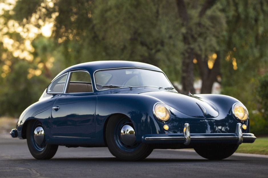 1953 Porsche 356 Pre A Coupe In 2020 Porsche 356 Porsche Classic Car Restoration