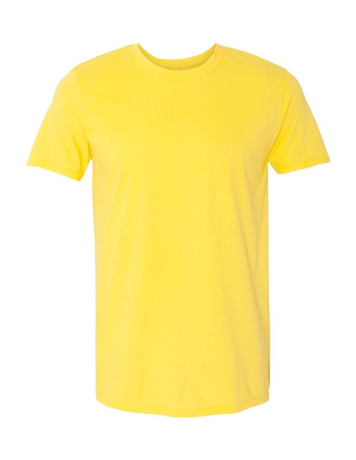 Download Xtrafly Apparel Men S Plus Size Active Plain Basic Crewneck Short Slee Kaos Baju Kaos Kasual