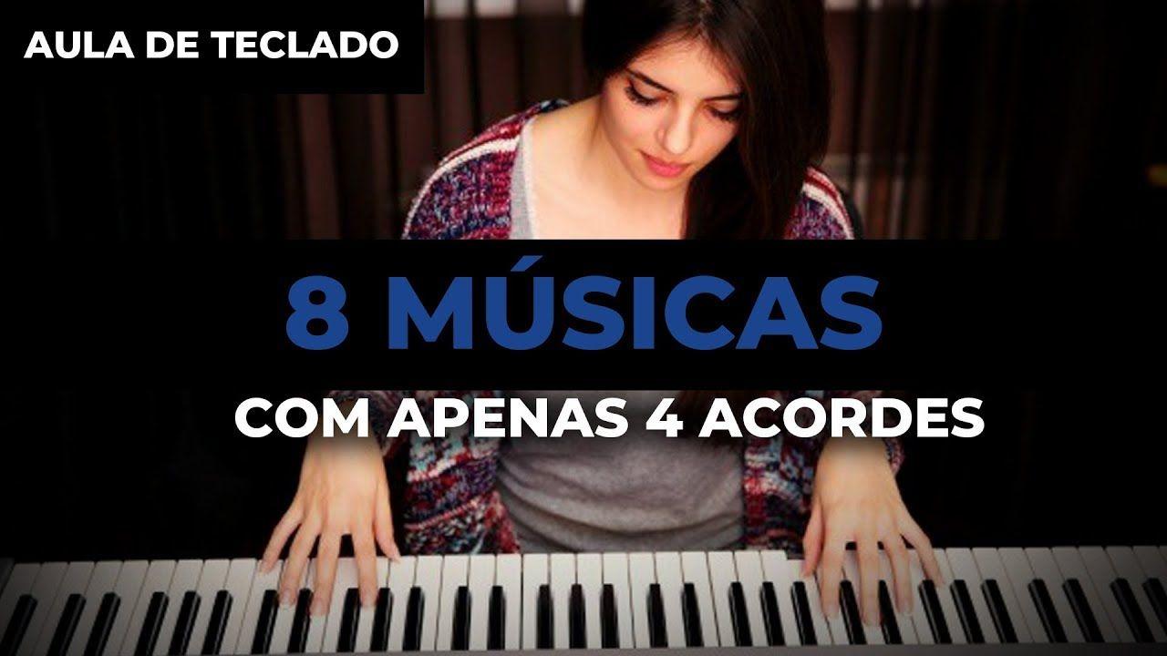 Pin De Sidneia Em Musica Teclado Musical Musica Teclado