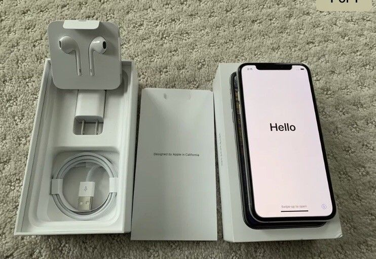 Apple Iphone Xs 256gb Silver Unlocked Never Used Iphone Xs Iphonexs Iphone Price Iphone Apple Iphone