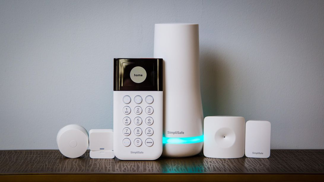 Security Simplisafe Systems Diy System Smart Devices Cnet Install Alexa Alarm Camera Yourself Protec Diy Security System Diy Security Best Home Security System