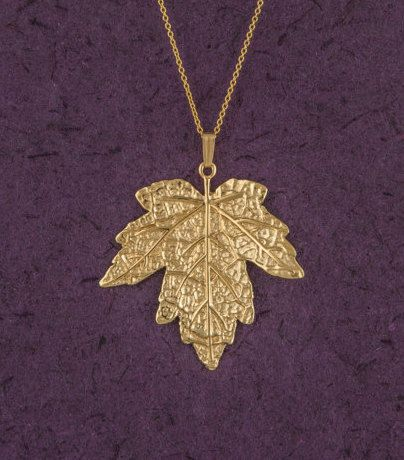 Leaf jewelry maple leaf pendant 18k gold plated leaf maple tree leaf jewelry maple leaf pendant 18k gold plated leaf maple tree bride aloadofball Choice Image