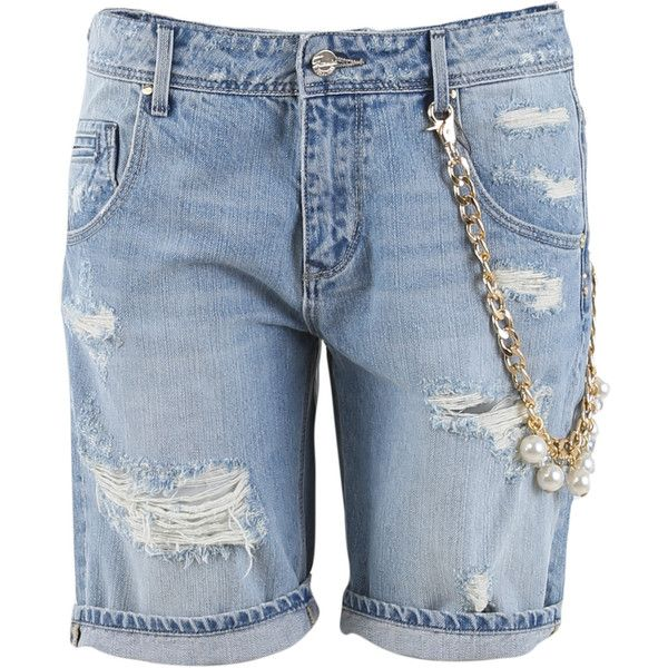 DENIM - Denim shorts Fracomina