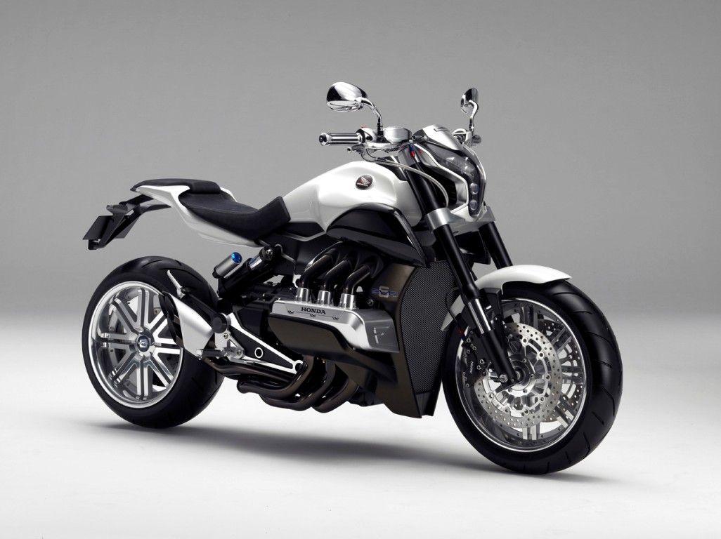 Bugatti Motorcycle | motorcycle Honda EVO6 concept bike Wallpaper