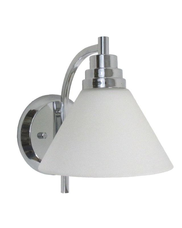 Vaxcel Lighting WL28151 CH One Light Wall Sconce in ... on Discount Wall Sconces id=55109