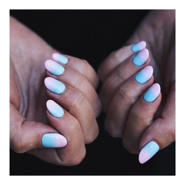 cotton candy nails  @djooue @missprg #lemanoir #healthynails #manimonday #manoircoquetterie #montreal
