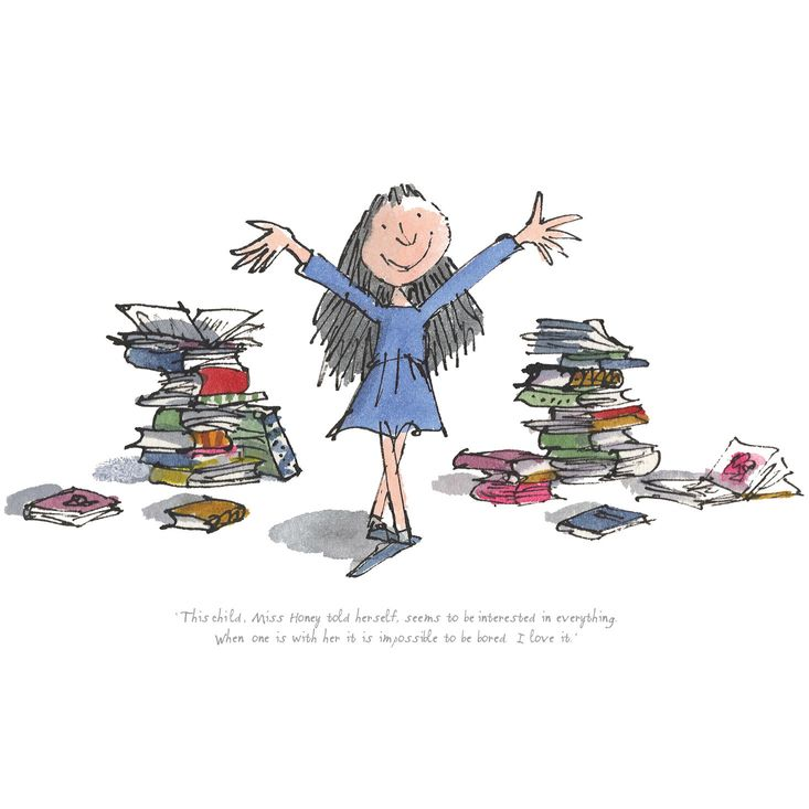 A timeless limited edition print of a classic Quentin Blake ...