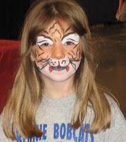 The Crafty Teacher: Homemade Face Paint
