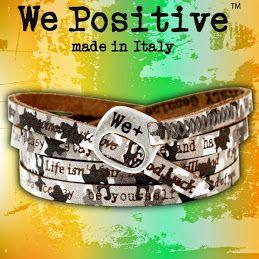 We Positive ™! De originele armband We Positive ™ is de armband van 'vriendschap. Een Must Have , symbool van positief en een stimulans om beter te leven. Geluk, liefde, vriendschap, gezondheid, zijn de thema's die de armbanden communiceren We Positive https://www.facebook.com/EsterellaLanaken?ref_type=bookmark www.esterella.be