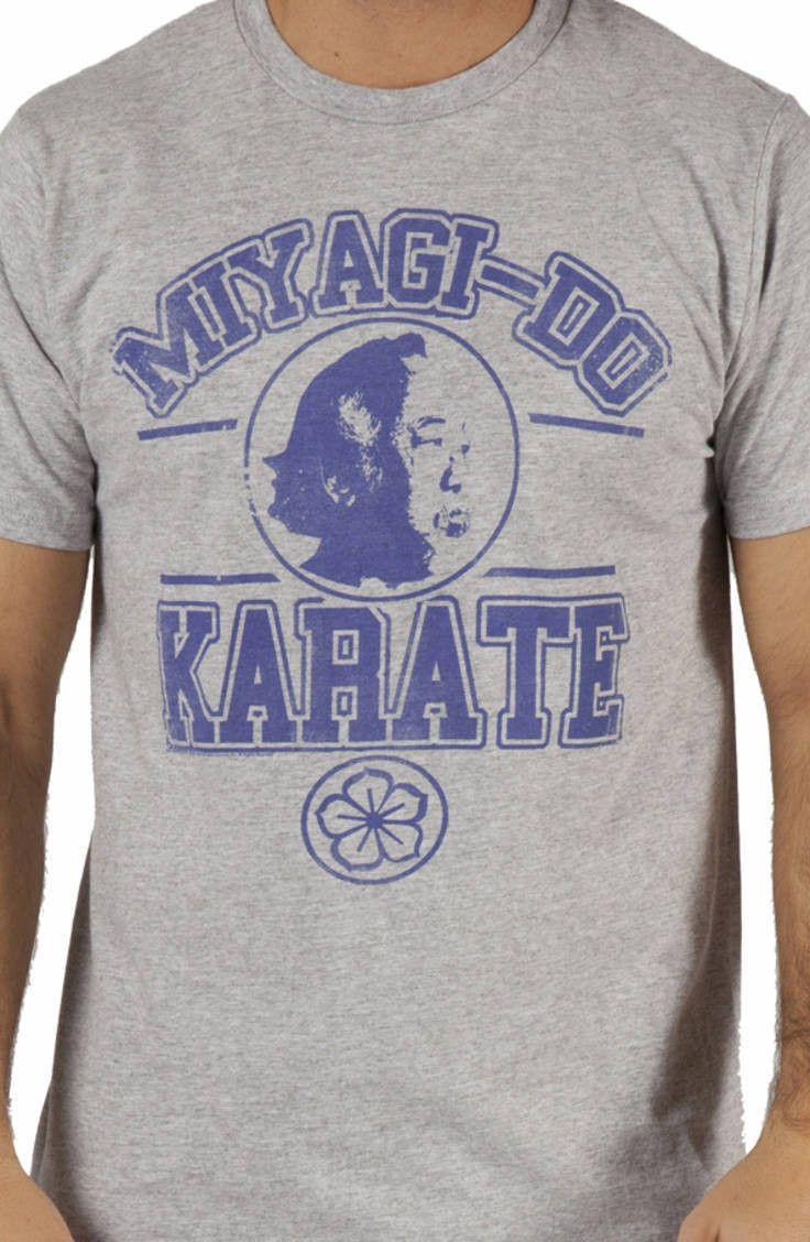 American Classics Mens Karate Kid Miyagi Do T-Shirt