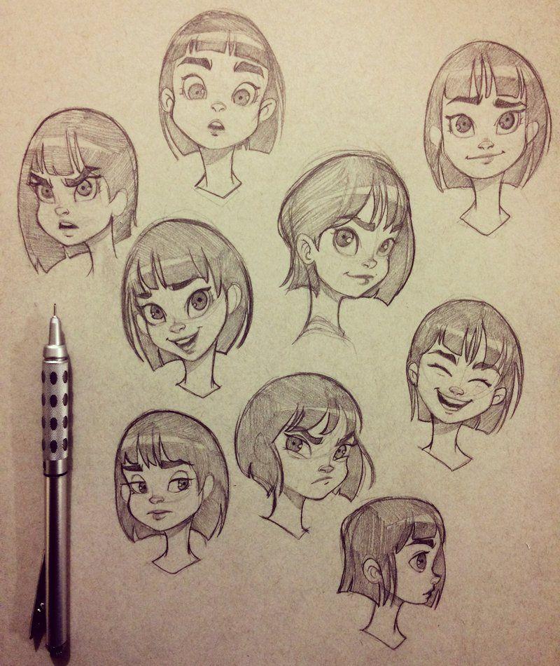 facial expression exercises