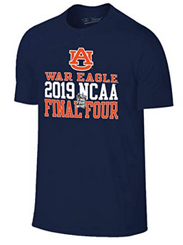 Final Four 2019 College University Primary Color Basketball