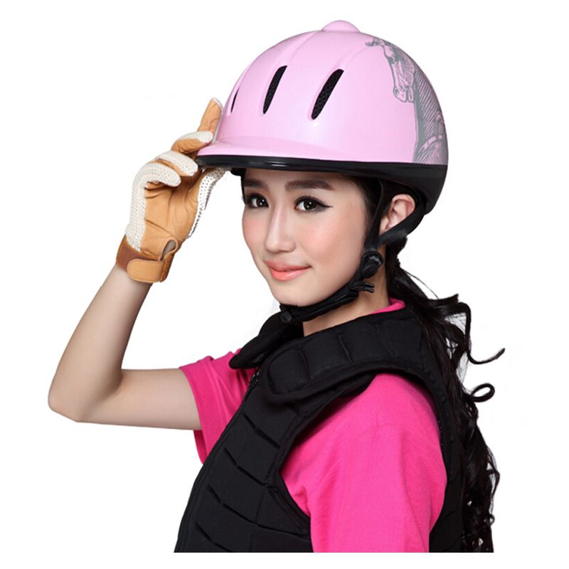 Women Child Equestrian Horse Riding Helmet Or Riding Horse Helmet