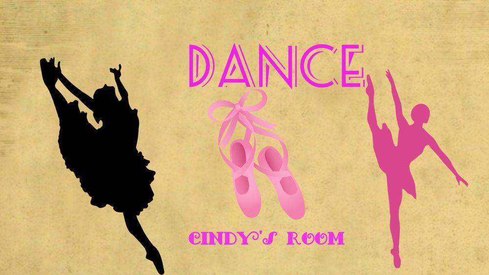 DANCE BALLET room wall art Poster { Personalized Free } Studio inspiration #ArtDeco