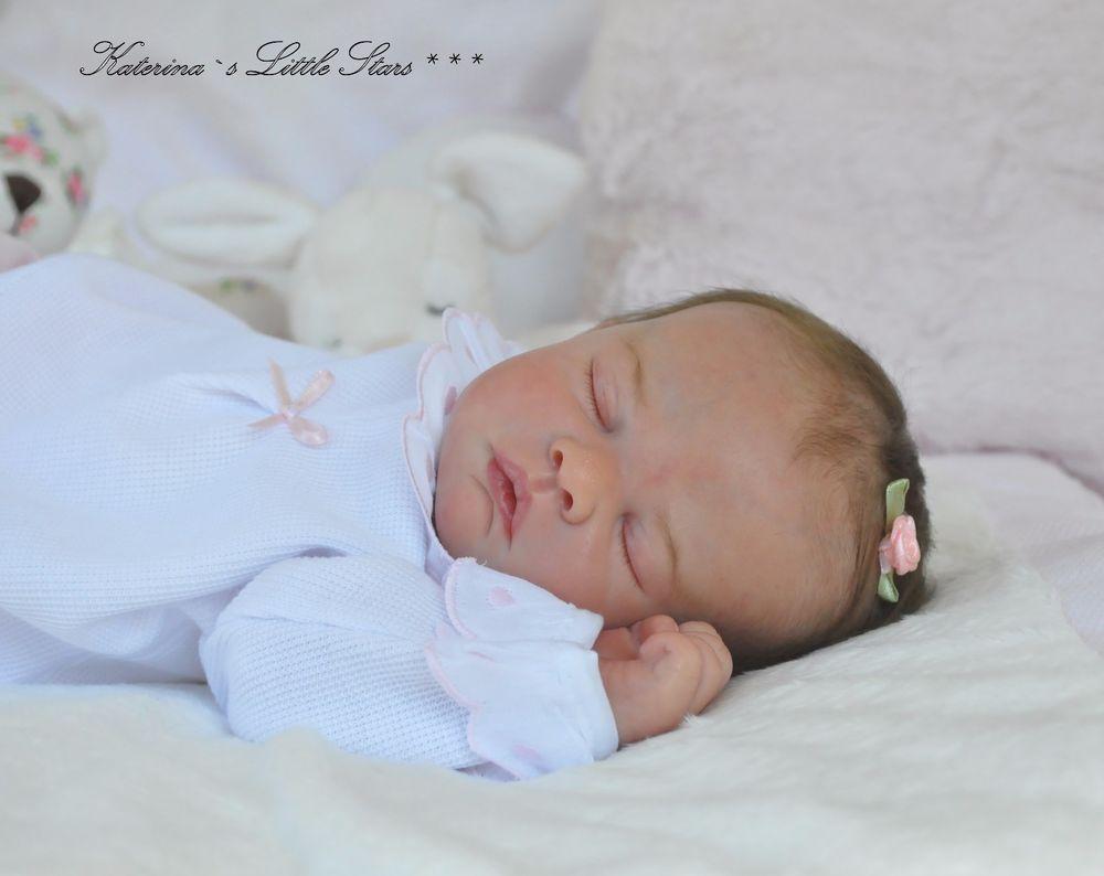 Babyzimmer Mia ~ Katerina`s little stars~ reborn baby~prototype mia by heike kolpin