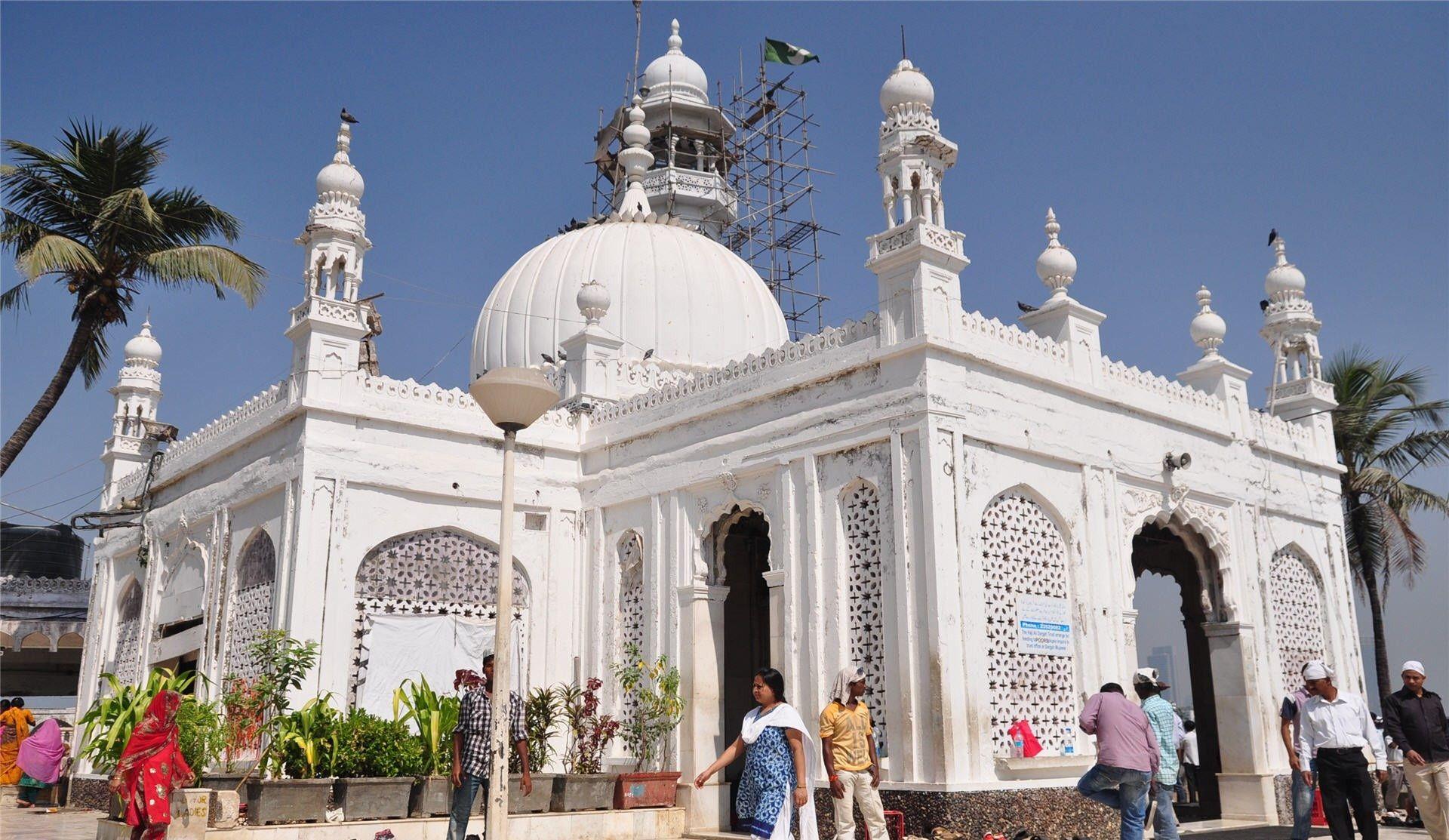 Haji Ali Dargah Wallpaper Collection Indianarabian Architecture