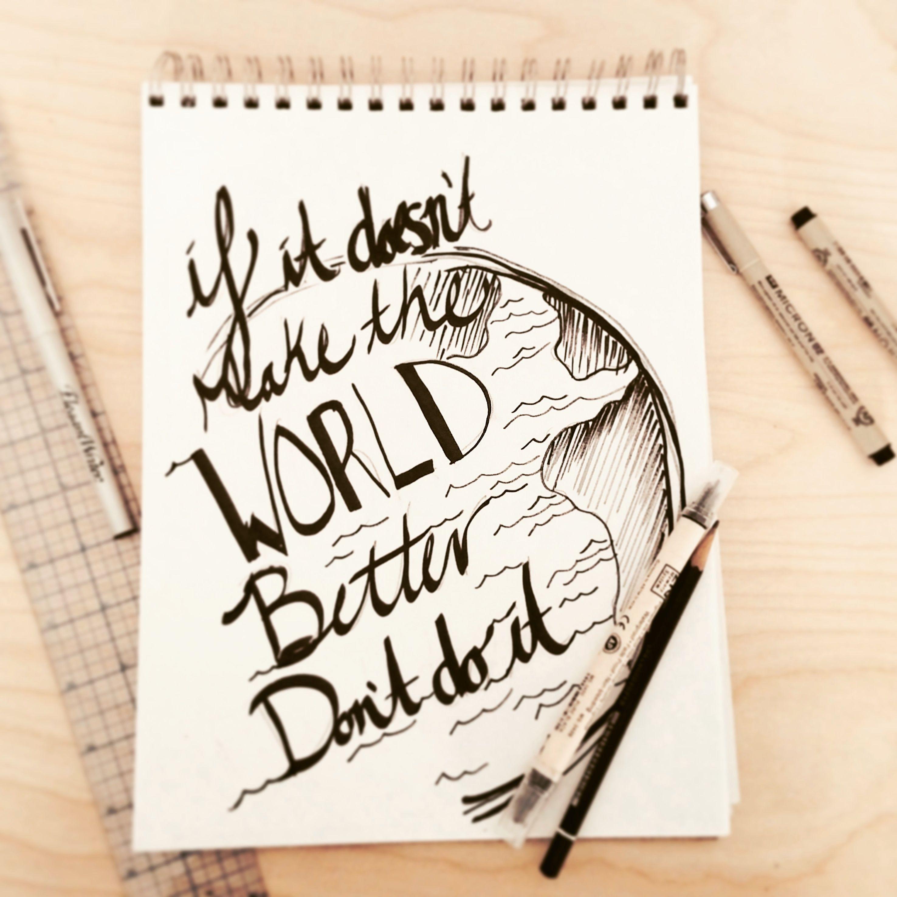 Sketchbook | 4 All Humanity