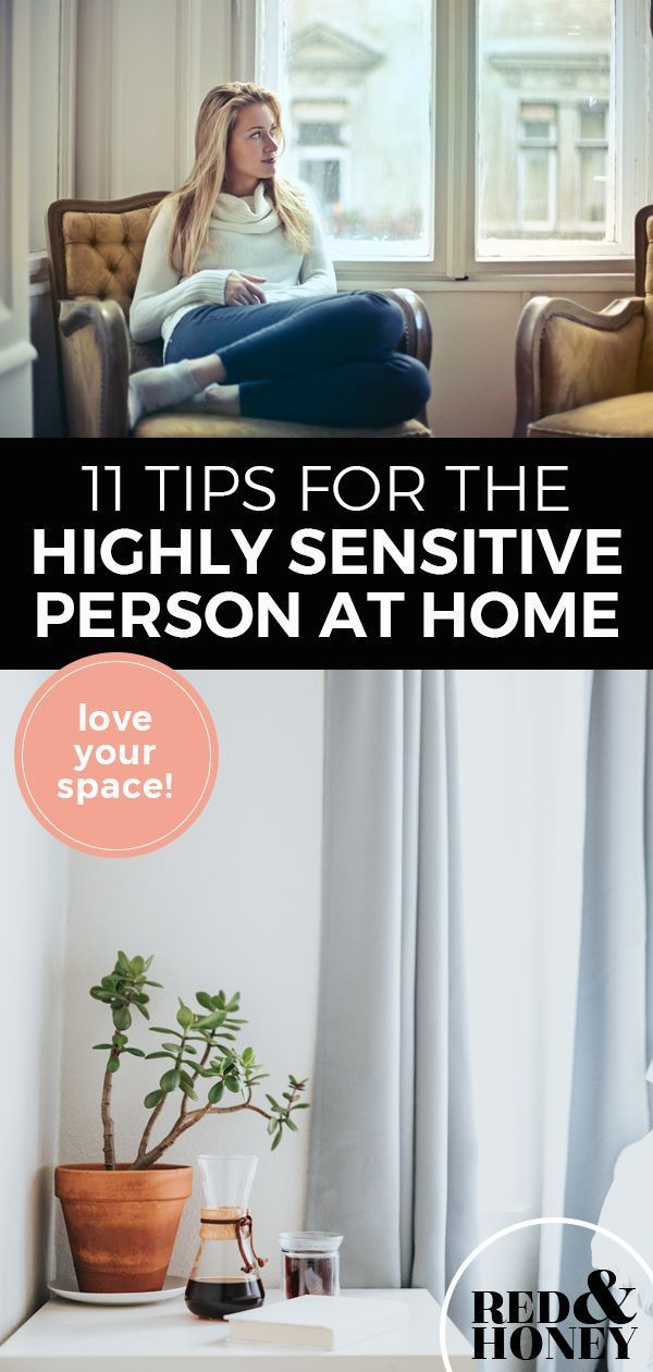Tips for a Peaceful Home for the Highly Sensitive Person
