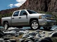 2011 Chevy Silverado Mountain Driving