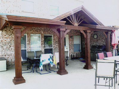 PATIO COVER PORTFOLIO Plano, Texas   American Outdoor Patio Covers, Decks,  Arbors U0026