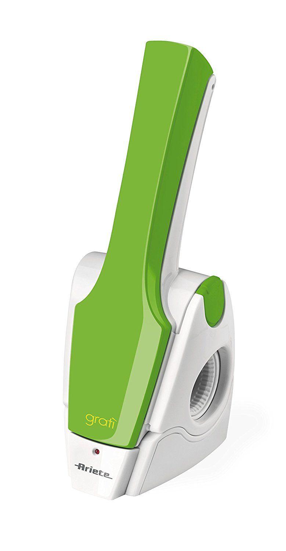 Ariete Grati 2 0 Rape Electrique Rechargeable Green Cuisines Maison Maison