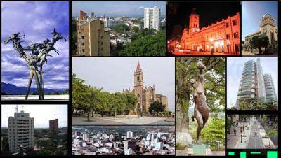 NEIVA, CAPITAL DEL DEPARTAMENTO DEL HUILA - COLOMBIA - CHILE POST™