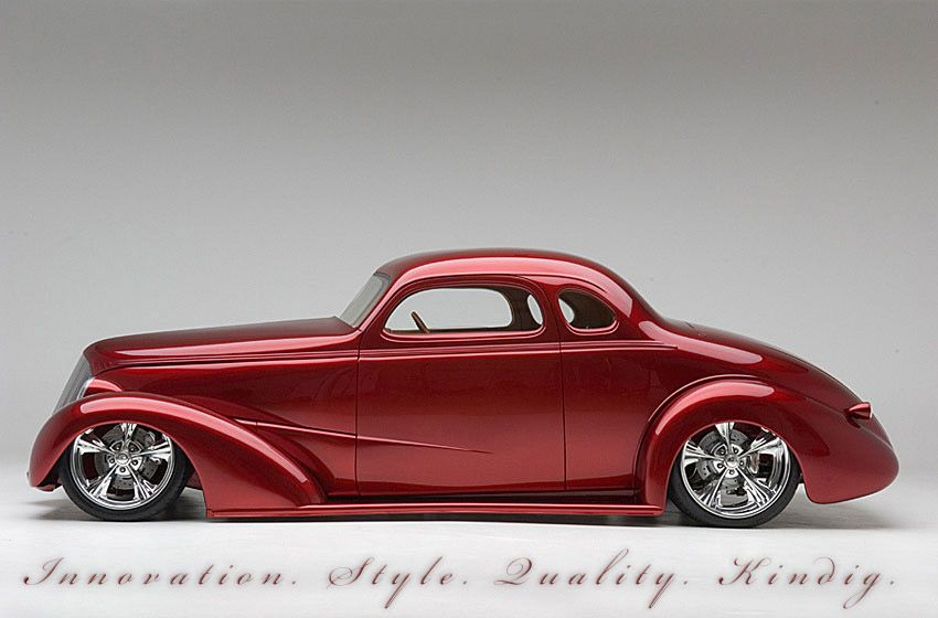 1937 Chevy Coupe Top 5 America's Most Beautiful Street Rod