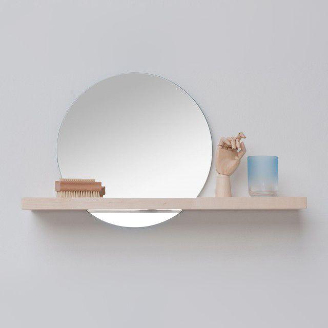 Min Jon Spiegelregal The Iconist Regal Badbeleuchtung Spiegel