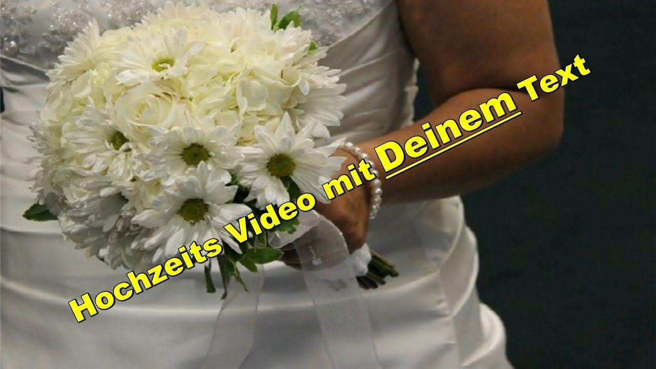 Hochzeit Heiraten Polterabend Verschenke Ein Video Mit Deinem Text So Machten Schenken Spass Polterabend Heiraten Hochzeit
