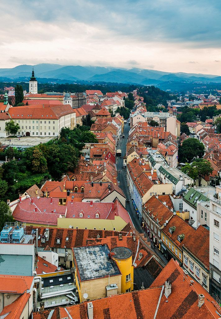 Zagreb Croatia Zagreb Croatia Croatia Cool Places To Visit Europe Travel