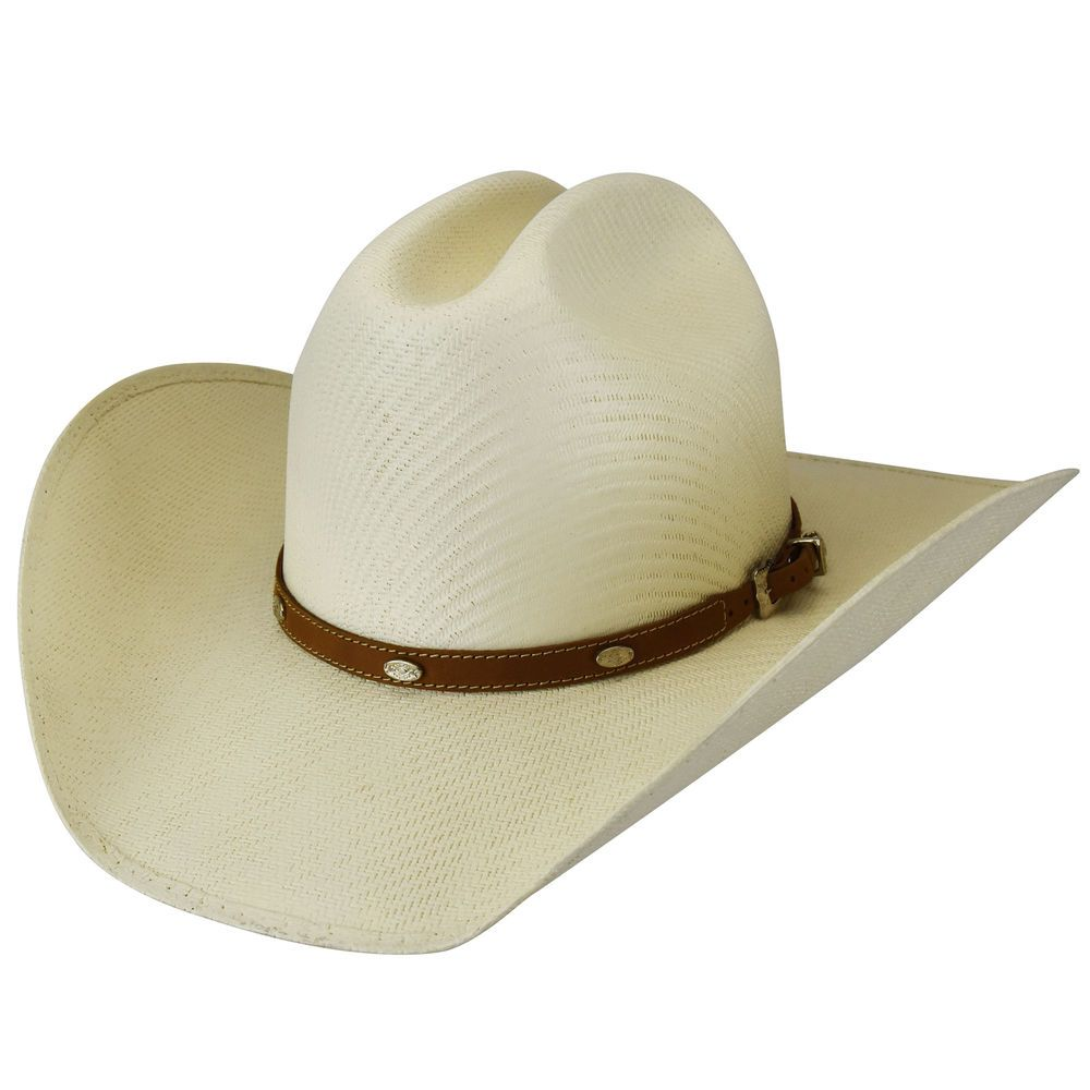0974857d10a Bailey Farson Ivory Mens Straw Western Hat Marlboro  fashion  clothing   shoes  accessories