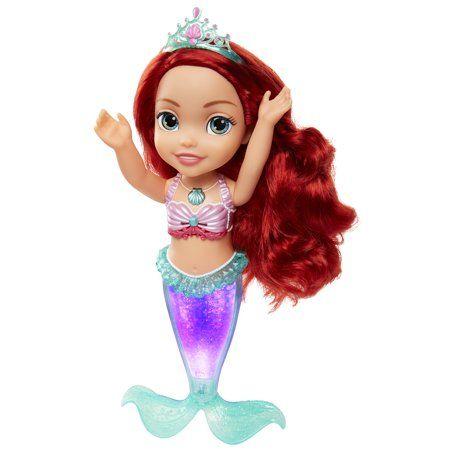 Disney Princess Sing & Sparkle Ariel Doll
