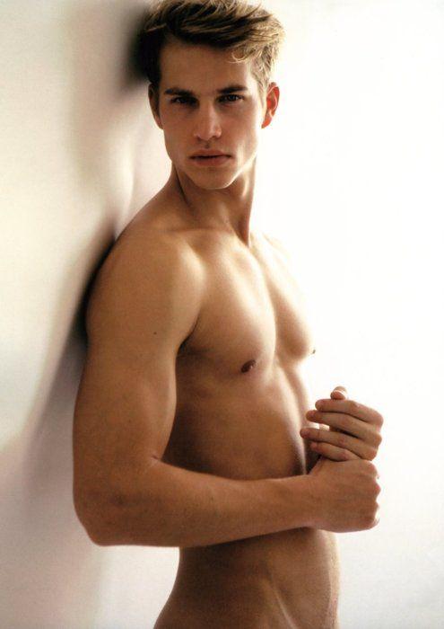Boy gay modeling