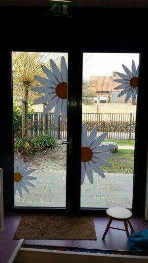 Image Déco printemps fenêtre de Nicole Laurin du tableau