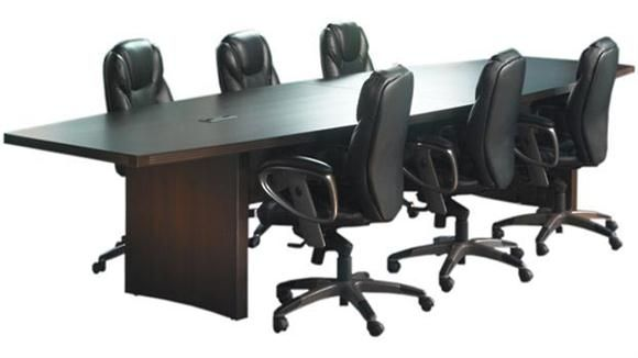 Mayline Office Furniture 12 Aberdeen Boat Shaped Conference Table Office Furniture Office Furniture Collections Furniture