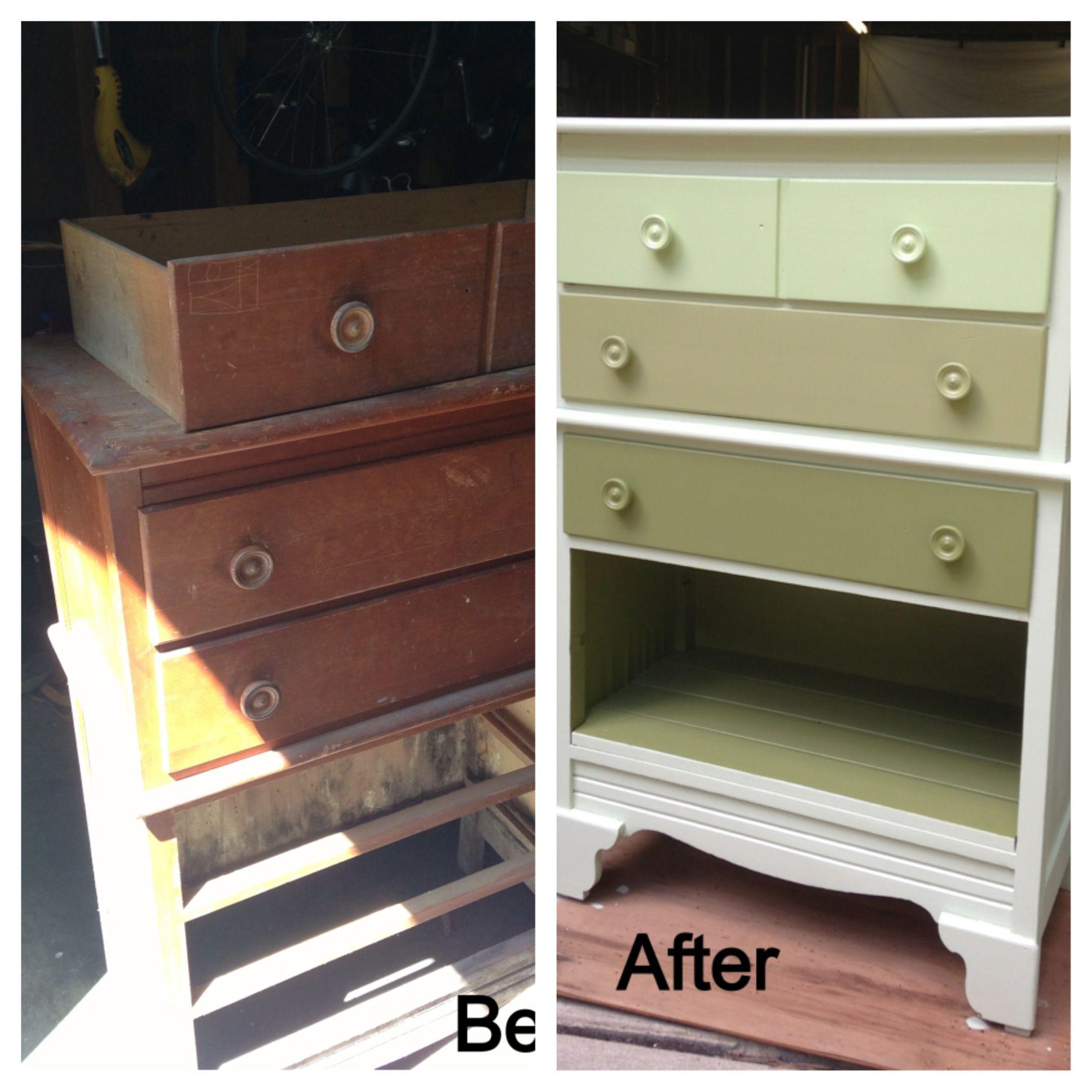DIY dresser just add baskets For the Home Pinterest