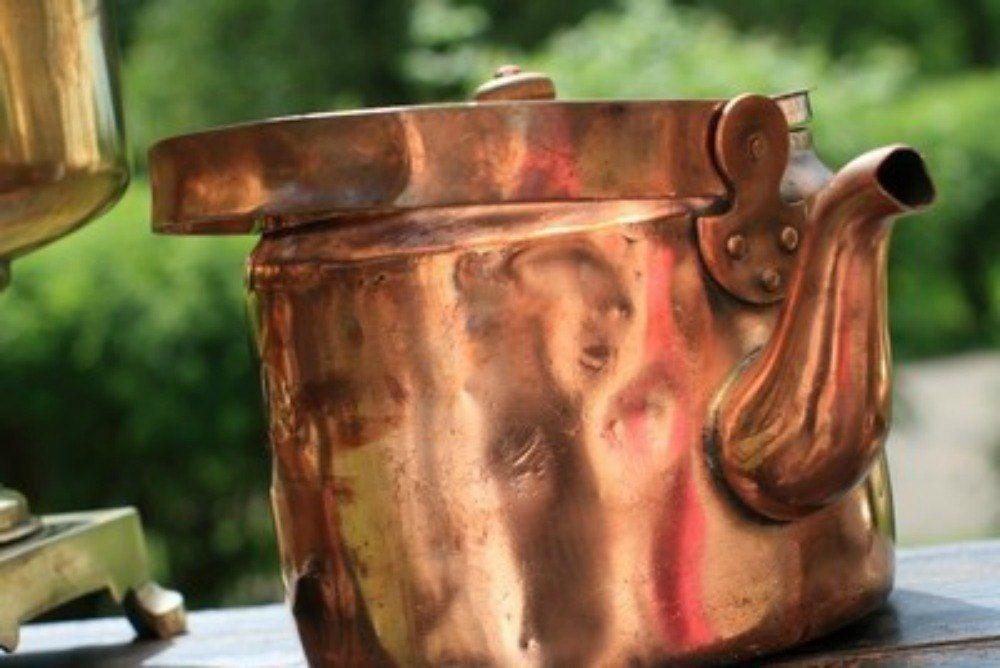 diy natural copper cleaner