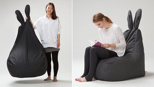 Rabito Bean Bag In 2019 Kiddo Spaces And Activities