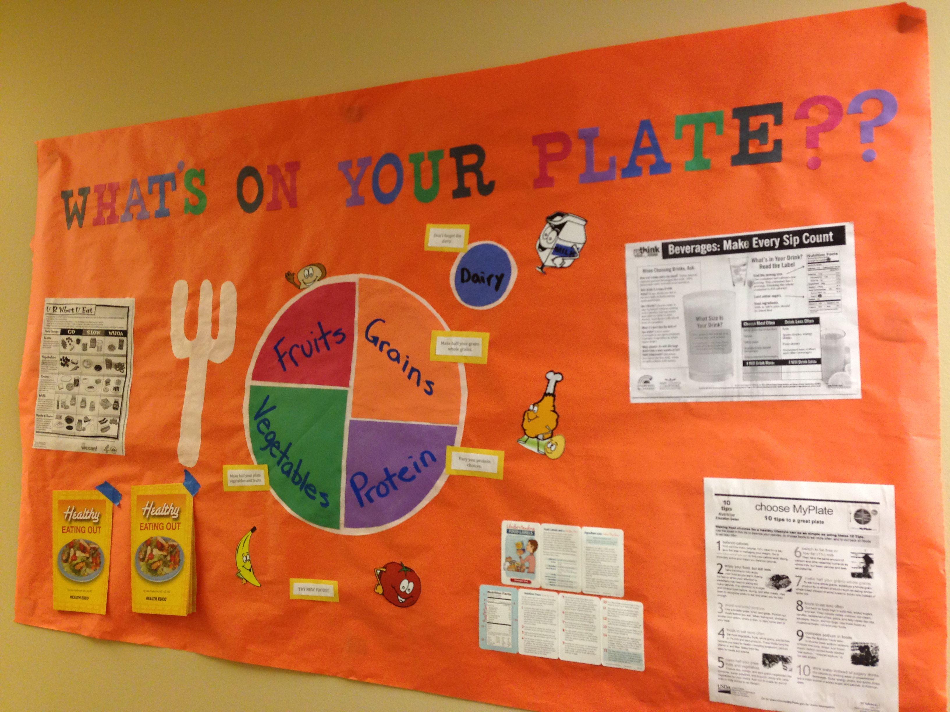 """' Plate "" Personal Health & Wellness Ra"