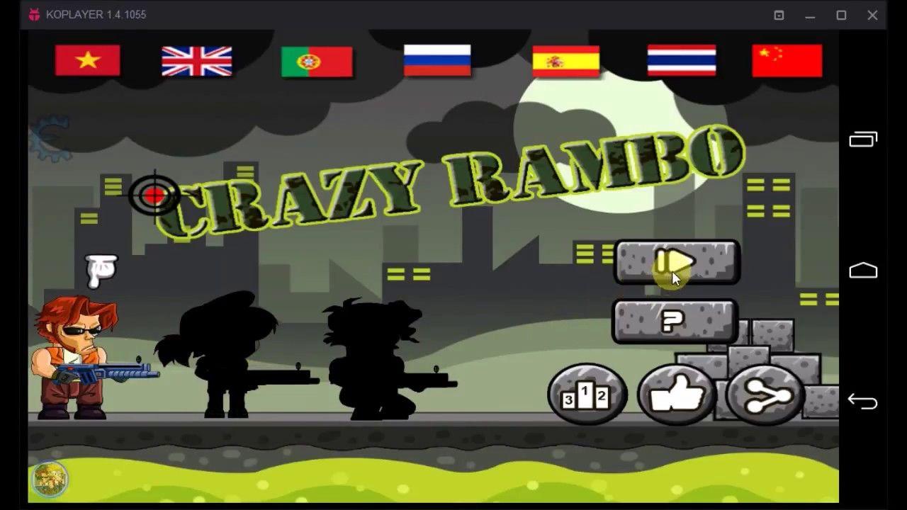 Descarga Y Comparte Crazy Rambo Defense Apk Para Android Gratis