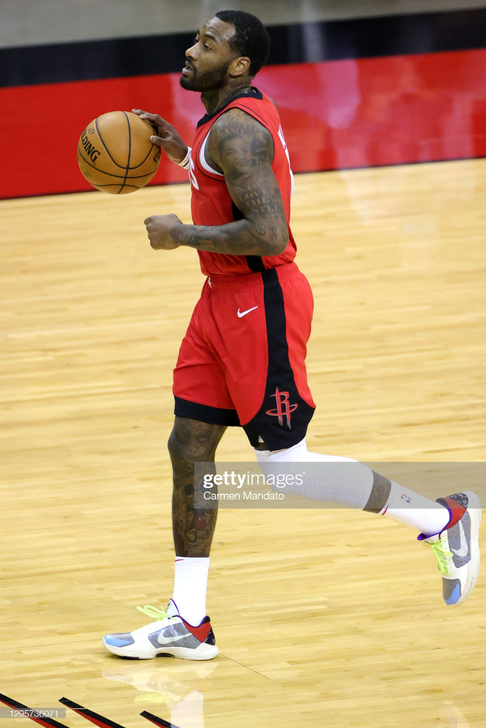 John Wall Of The Houston Rockets In Action Against The Los Angeles In 2021 Houston Rockets John Wall Houston