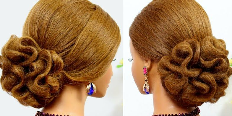 Awesome Wedding Prom Tutorial for Medium Hair!