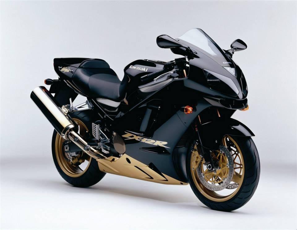 2003 Kawasaki Ninja ZX-12R