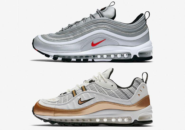 finest selection 524fb 948e1 Nike Air Max 98 - Shoe History, Info, Photos   SneakerNews.com