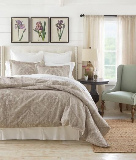 Milano Comforter Set Country Curtains Restful Bedrooms Country Curtains Bedroom Decor