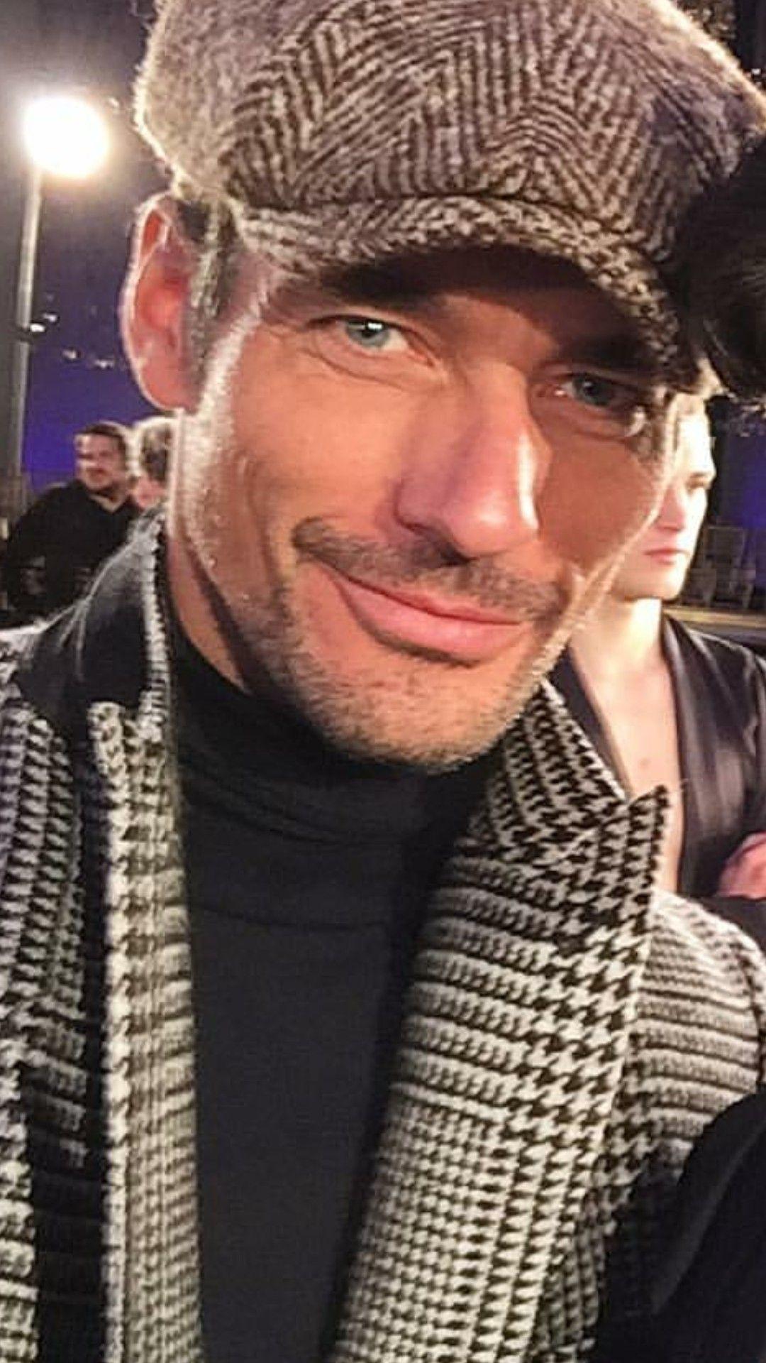 David Gandy Dolce Gabbana Ny April 7 2018 David Gandy