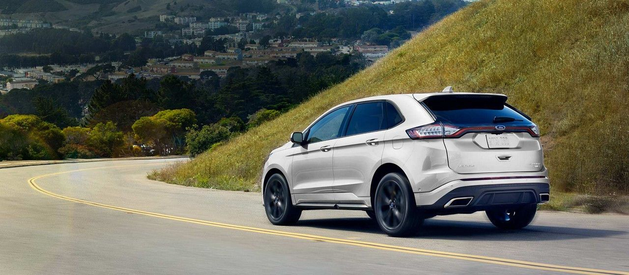 2017 Ford Edge Suv 2 7l Ecoboost The Most Powerful Gas V6 In