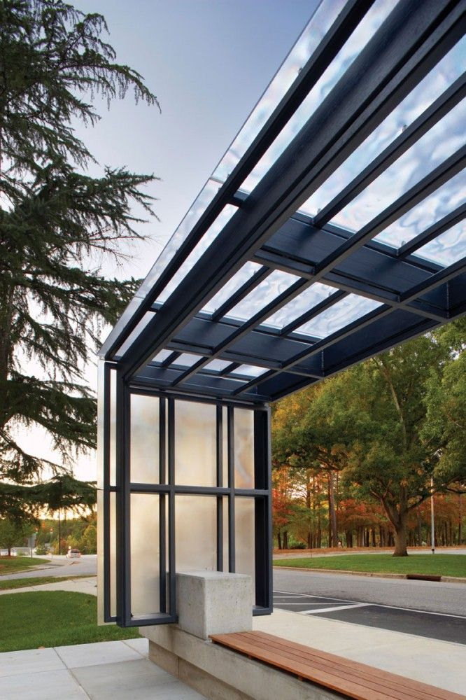 Bus Shelter / Pearce Brinkley Cease + Lee Bus shelters