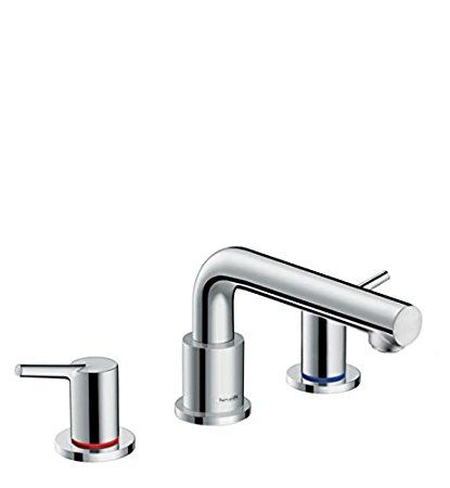 Talis S 3 Hole Roman Tub Set Trim Amazon Com Roman Tub Freestanding Bathtub Faucet Faucet